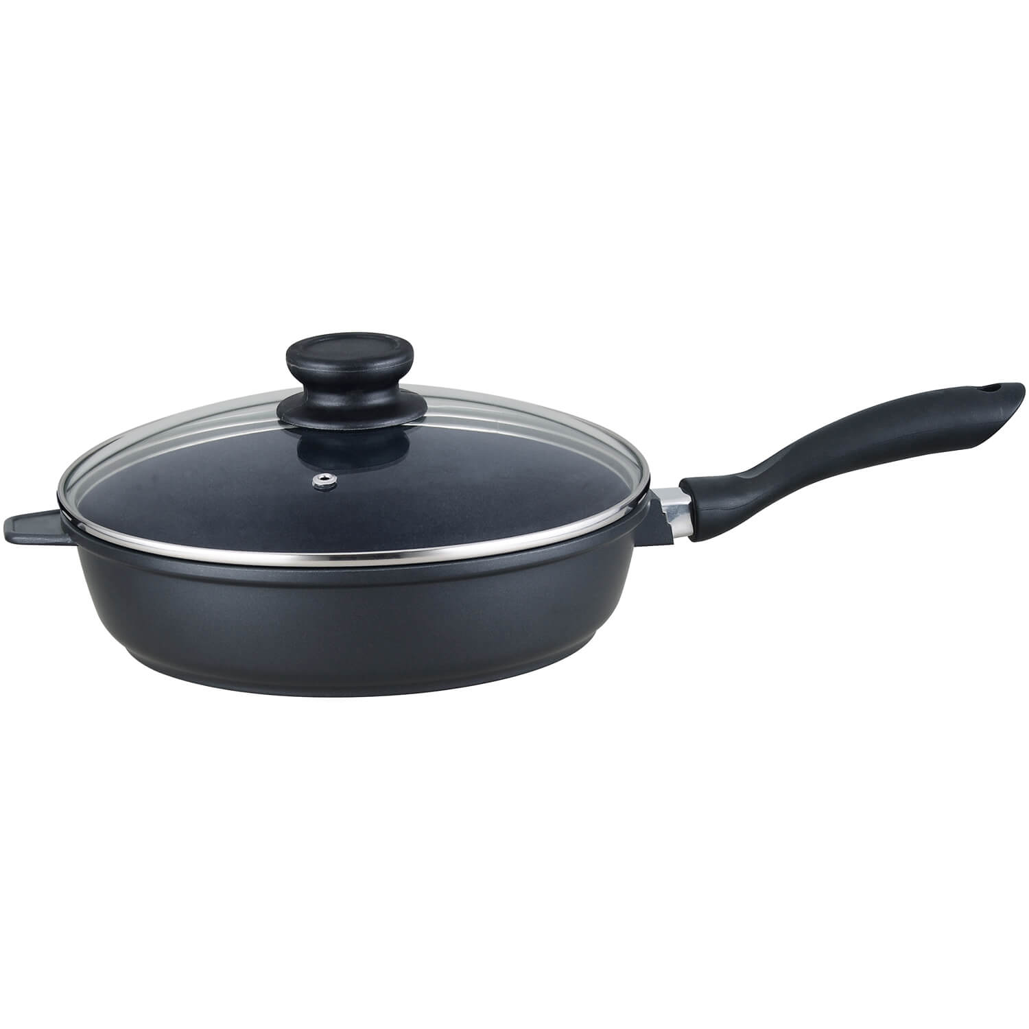 Classic Series Cast Aluminum Healthy Nonstick Saute Pan