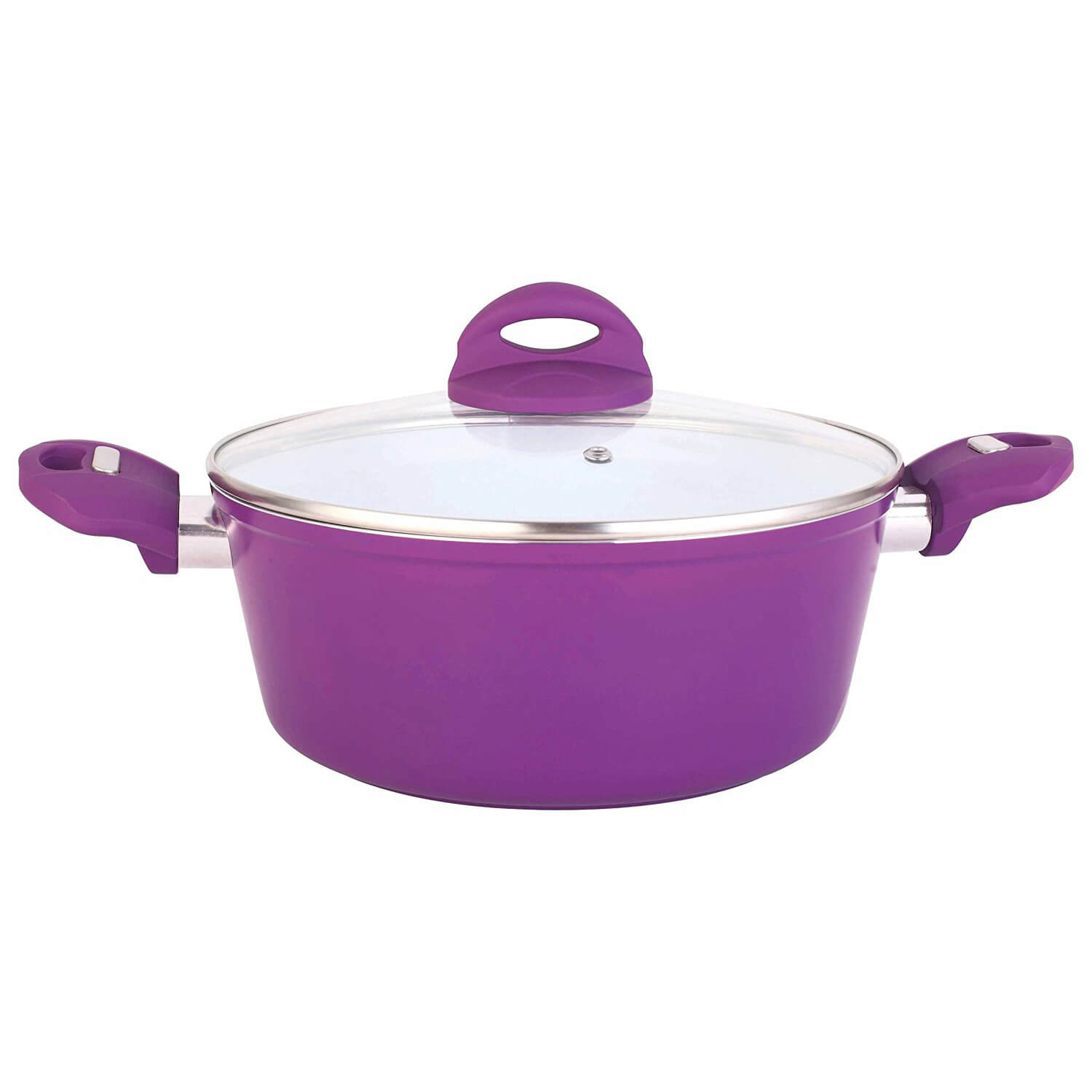 Well Equipped Forged Aluminum Sauce Pot With Healthy