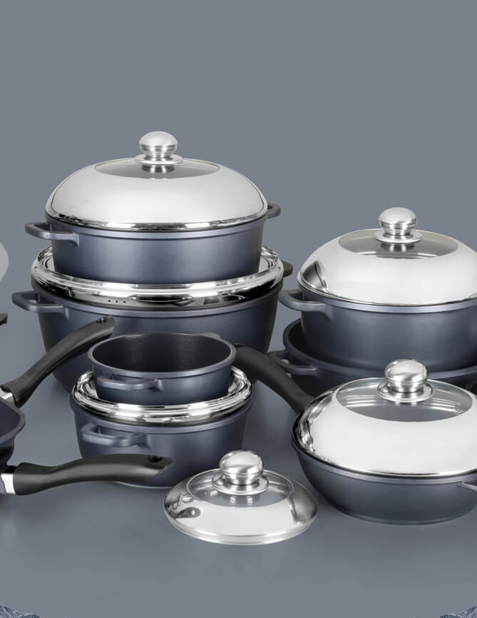 Home 3 Slide One Top Quality Well Designed Cookware
