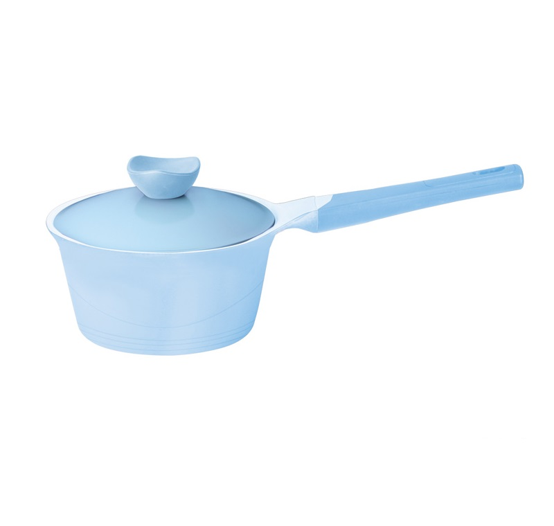Smart Flying Series Cast Aluminum Ceramic Sauce Pan With